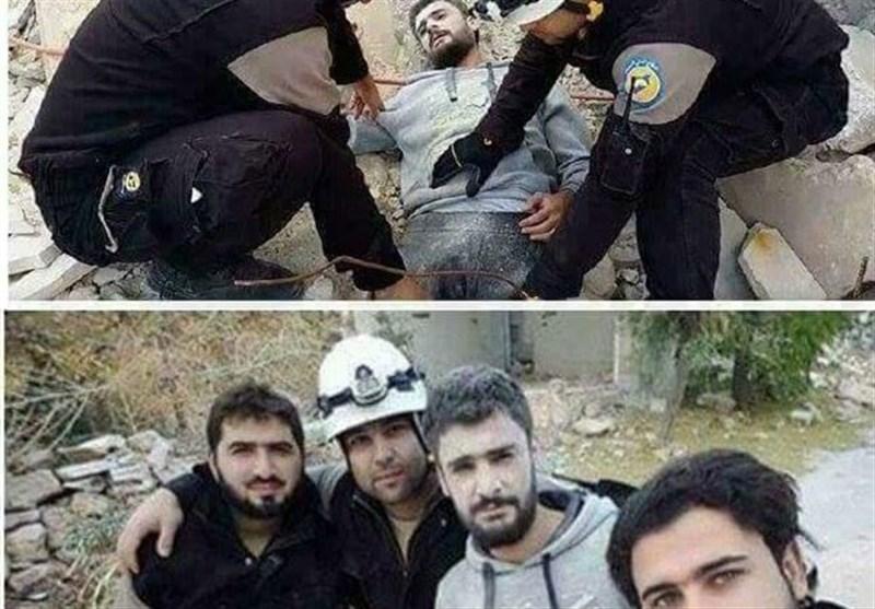 الکشف عن خطط سریة لإجلاء جماعة الخوذ البیض من سوریا