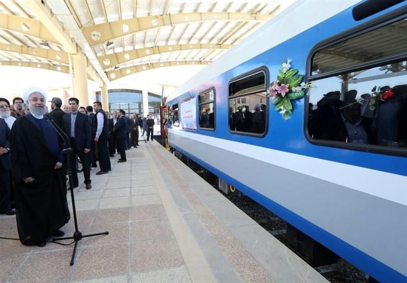 گزارش: گامهای پایانی دولت برای تحقق آرزوی دیرینه مردم/ راهآهن ارومیه پس از 17 سال افتتاح میشود؟