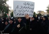 تویسرکان| اسلام نگاه جنسی به زن در اجتماع را برنمیتابد