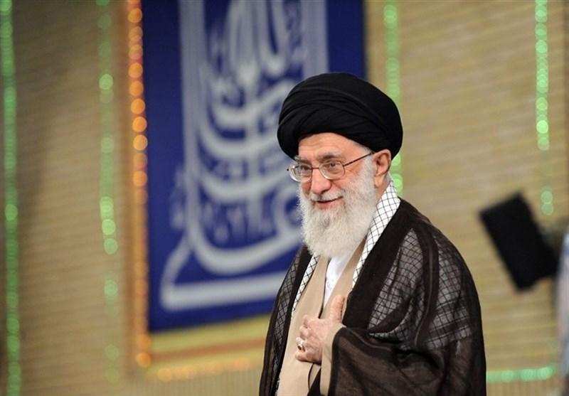 لقاء القائمین والمعنیین بالحج مع الإمام الخامنئی
