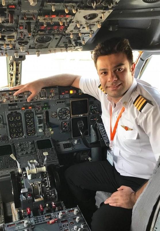 جزئیاتی جدید از دستگیری «کارآموز کمک خلبانی»
