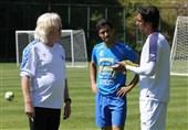 گزارش تمرین استقلال| بازگشت خسرو حیدری و تمرین اختصاصی چند بازیکن زیر نظر شفر