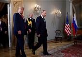 Putin, Trump Meet at Finnish Presidential Palace ahead of 90-Minute Private Talks (+Video)