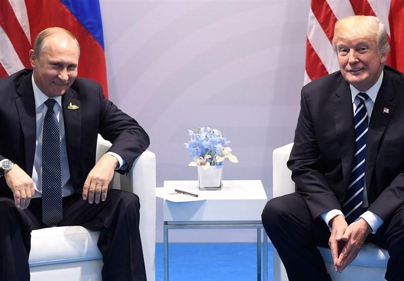 بوتین: قمة هلسنکی مثلت الخطوة الاولى فی ازالة الانقاض عن العلاقات الروسیة الامریکیة