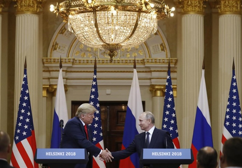 بازتاب «خیانت» در دیدار ترامپ با پوتین + تصاویر