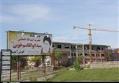 وعده افتتاح بیمارستان آیت الله خویی آذربایجان غربی 25 ساله شد