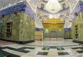 تصاویر/ حرم حضرت عباس (ع) جامه نو به تن کرد