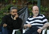 بازگشت افتخاری به تهران به دلیل درگذشت پدرش