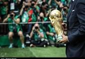 10 تصویر برتر جام جهانی 2018؛ از حرکت جوانمردانه رونالدو تا پایان تلخ مسی