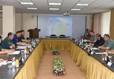 مانور مشترک نظامی ازبکستان و قزاقستان