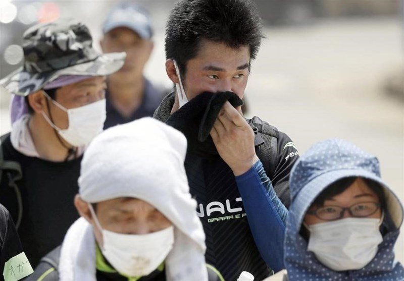 Heat Wave Blankets Japan, Kills 14 People over Long Weekend