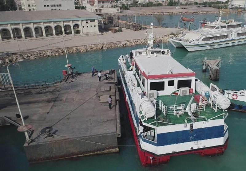 افتتاح پایانه بینالمللی مسافری و گردشگری دریایی بوشهر