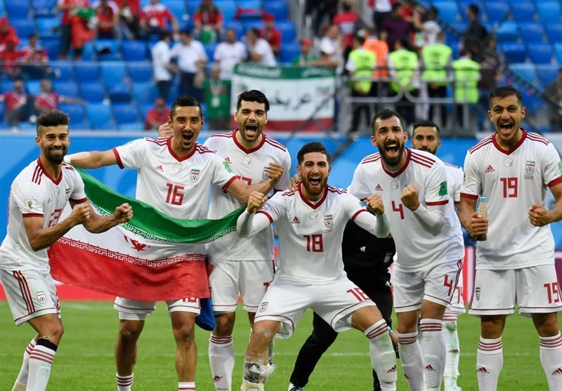 Iran Drops One Place in FIFA Ranking