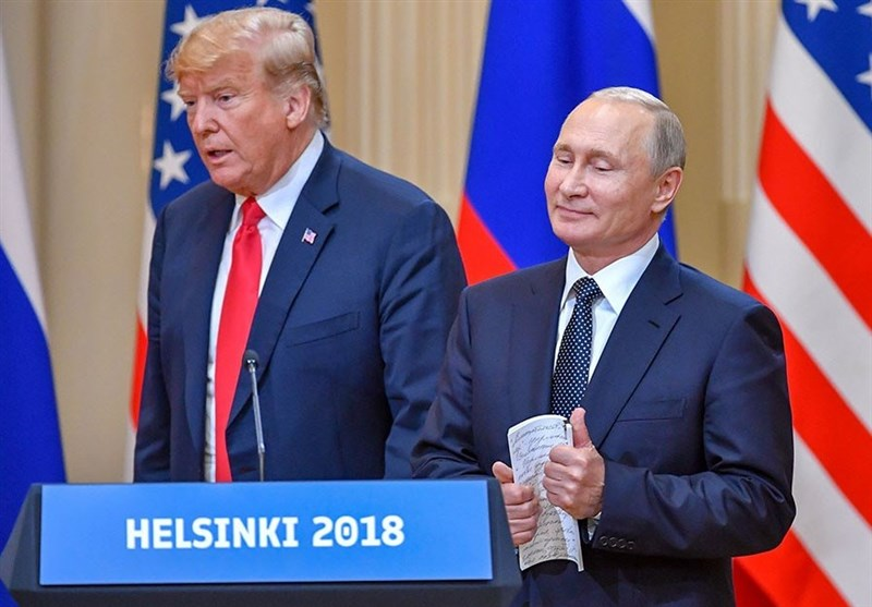دلیل رفتار «نوچهوار» ترامپ در برابر پوتین چه بود؟