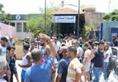 حمى الاحتجاج على تقنین الکهرباء تنتقل إلى لبنان