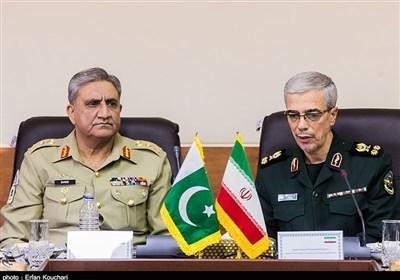 پاک ایران افواج کے سپہ سالاروں کا مشترکہ بیان؛ مختلف شعبوں میں تعاون بڑھانے پر اتفاق