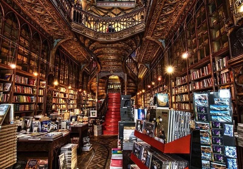 شگفتیهای شهری افسونگر با زیباترین کتابخانه جهان/فسنجان خوردن یک استاد ایرانی در دیار خالق هریپاتر