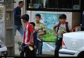 جمعآوری 118 کودک کار در کرمان؛ تمام کودکان کار از افاغنه بودند