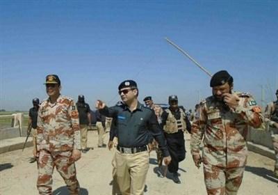 کراچی سیکیورٹی فورسز کی کارروائی ٹارگٹ کلر سمیت18 شرپسند گرفتار