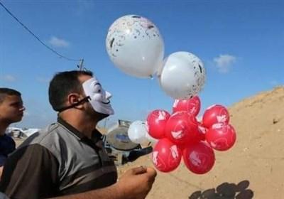 وحدة البالونات الحارقة تمهل إسرائیل فترة محددة لرفع الحصار