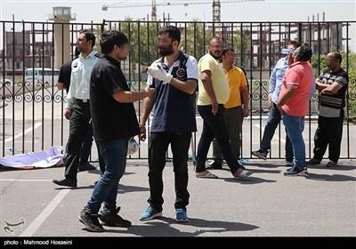 تہران میں منشیات فروشوں کیخلاف کریک ڈاون بدستور جاری، مزید 238 گرفتار