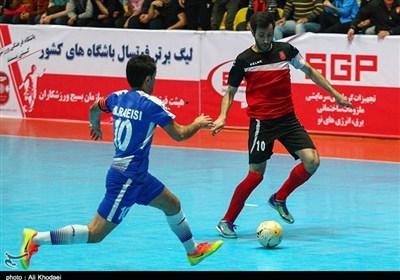 هفته سوم لیگ برتر فوتسال| پیروزی مس سونگون مقابل شهروند در حضور ناظم الشریعه