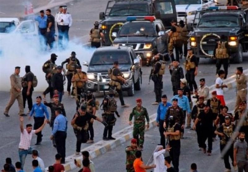 الاعلام الامنی العراقی یصدر بیانا بشأن تظاهرات البصرة