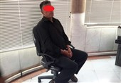 جزئیات دستگیری سارق مسلح بانک ملی/ بانک نگهبان نداشت + تصاویر