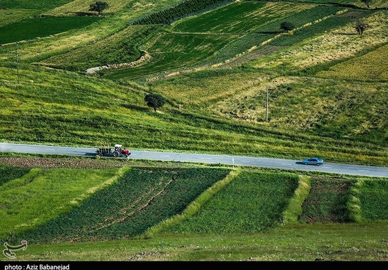 Hanam Village: One of the Beauties of Zagros Mountains in Lorestan Province (+Photos)
