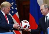 ترامپ درباره دیدارش با پوتین: نتایج بزرگی در راهند