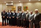 در مراسم تقدیر کمیته ملی المپیک از تیم داوری ایران در جام جهانی 2018 چه گذشت؟ + تصاویر