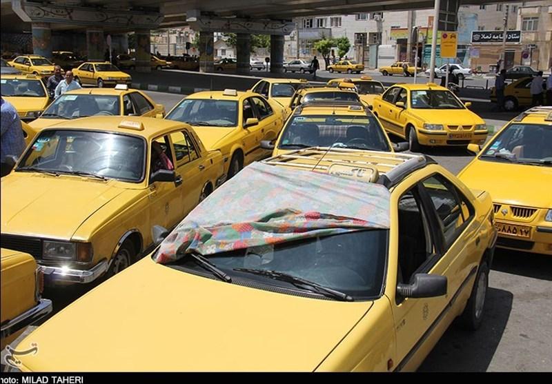 افزایش 25 درصدی نرخ کرایه تاکسی اهر در لایحه جدید به شورای شهر ارسال شد
