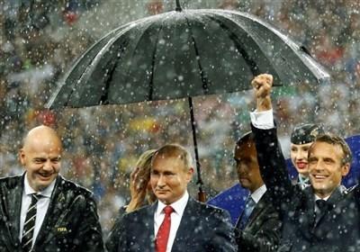 بررسی نتایج و میراث جام جهانی 2018 با پوتین/ اهدای مدال نقره به عضو اخراجی کروات ها