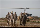 ایران کی مسلح افواج کے سربراہ کا پاک افغان سرحد کا دورہ