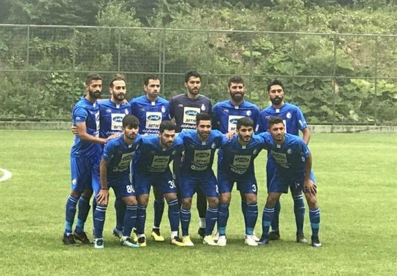 Esteghlal Downs Bursaspor U-21 in Friendly