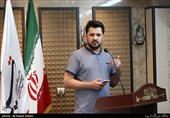 شعرخوانی سید تقی سیدی در نوزدهمین محفل شعر «قرار»+فیلم