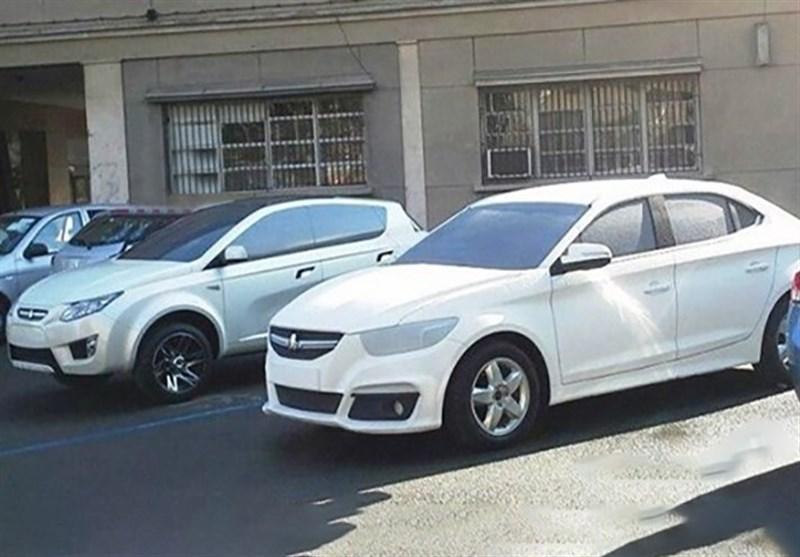رونمایی از جدیدترین خودروی ساخت کشور در استان فارس