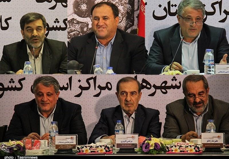 نشست مشورتی روسای شوراهای کلانشهرها و مراکز استانها در ارومیه آغاز شد