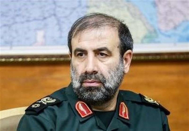 تعیین نائب قائد مقر الحرب الناعمة لحرس الثورة الاسلامیة