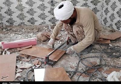 تهران| آنان که به عشق، مهربانی را احیا کنند؛ تلاش جهادگران دماوندی برای کمک به محرومان