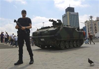 گزارش تسنیم از 730 روز وضعیت فوق العاده در ترکیه