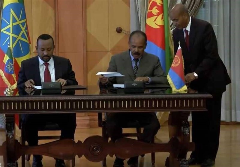 تعیین أول سفیر لأثیوبیا فی إریتریا بعد سنوات من العداء