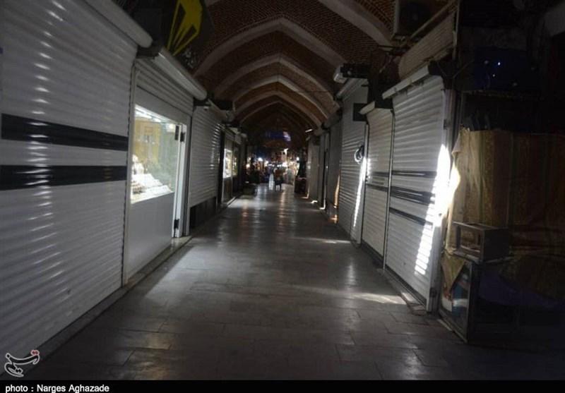 رکود اقتصادی سراغ بازار تاریخی ارومیه هم آمد