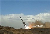 Saudi Military Base Hit by Yemeni Badr-1 Missile