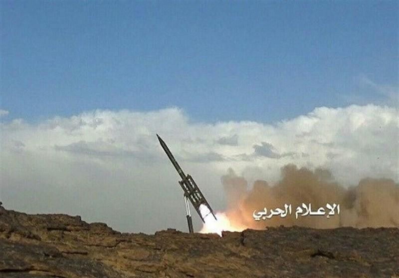 Saudi Military Base Hit by Yemeni Badr-1 Missile