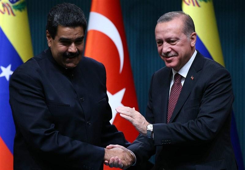 Erdogan Backs Ally Maduro after 'Assassination Bid'