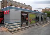 90 درصد اتوبوسهای برقی تهران بیحرکت شد