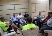 نشست برانکو با مربیان تیمهای پایه