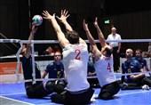 والیبال نشسته قهرمانی جهان| صعود تیم مردان ایران به نیمهنهایی/ شاگردان رضایی در یک قدمی کسب سهمیه پارالمپیک
