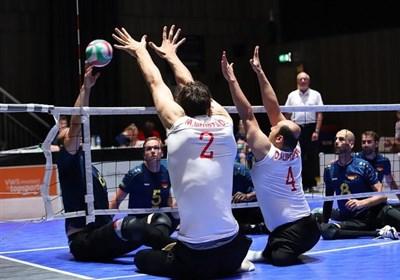 والیبال نشسته قهرمانی جهان| صعود تیم مردان ایران به نیمه نهایی/ شاگردان رضایی در یک قدمی کسب سهمیه پارالمپیک